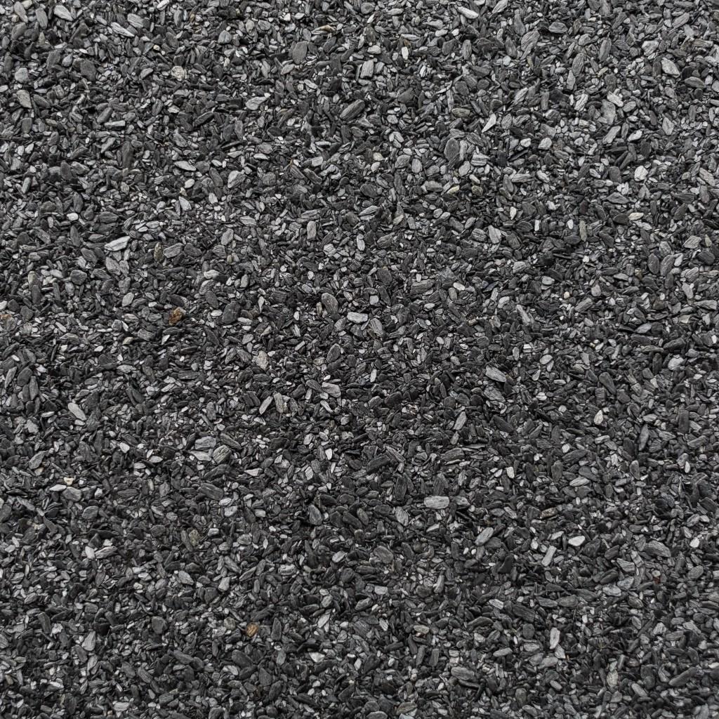Granular coating material