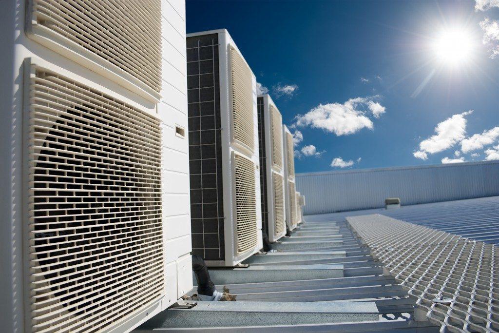 HVAC building