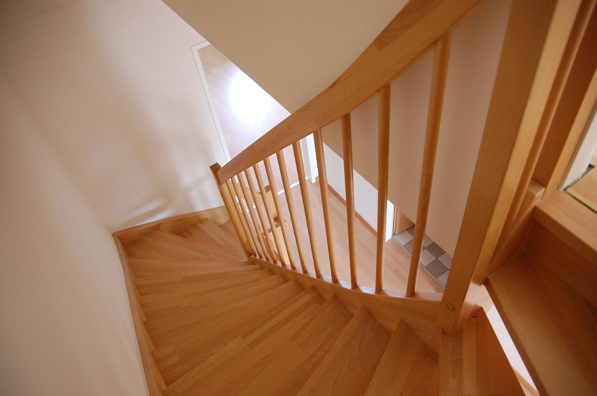 plain staircase